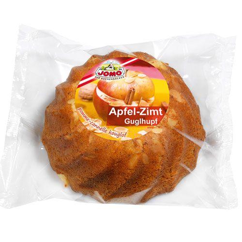 JOMO Apfel-Zimt Guglhupf 500g