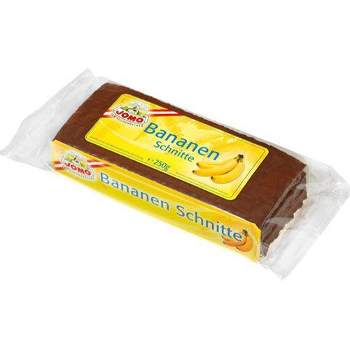 JOMO Bananen Schnitte 250g