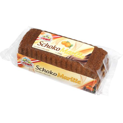 JOMO Schoko Marille Kuchen 330g