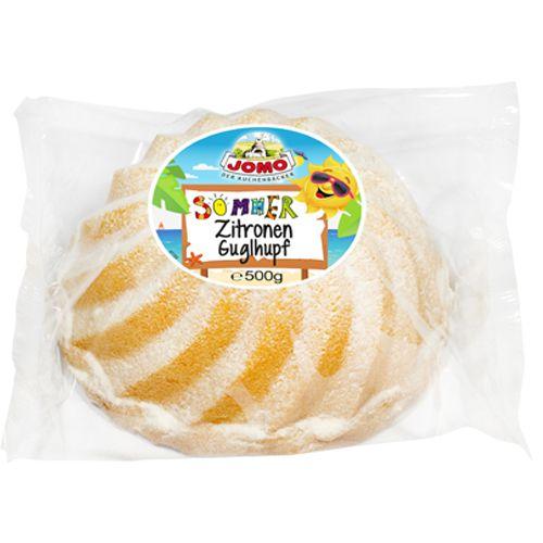 JOMO Sommer Zitronen-Guglhupf 500g