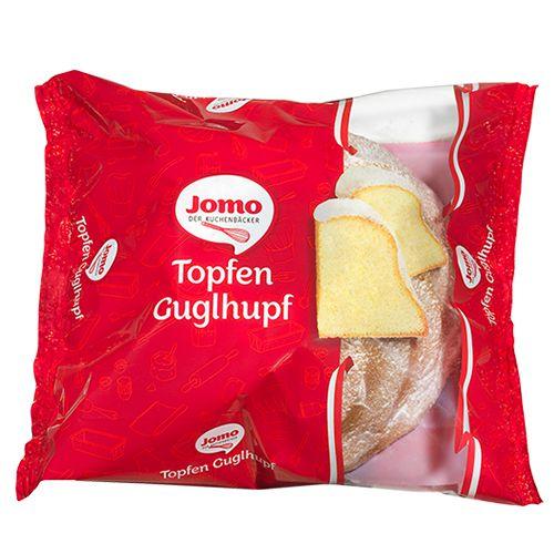 Jomo Topfen Guglhupf 500g