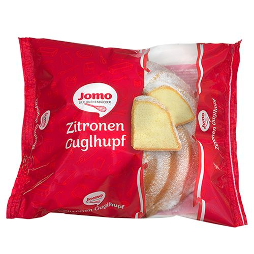 Jomo Zitronen Guglhupf 500g