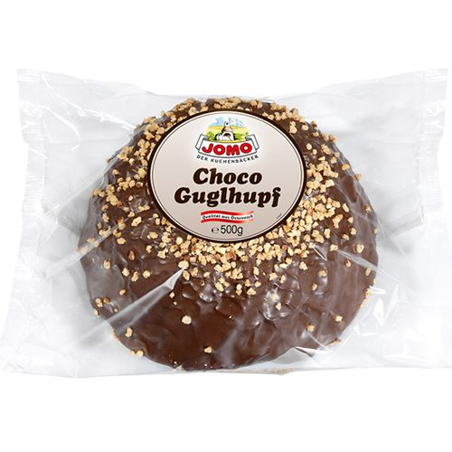 JOMO Choco Guglhupf 500g