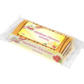 JOMO Himbeer-Zitronen Schnitte 250g