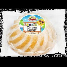 Jomo Sommer Zitronen Guglhupf