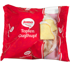 Jomo Topfen Guglhupf